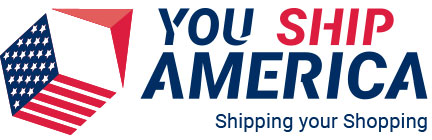 You Ship America Logo